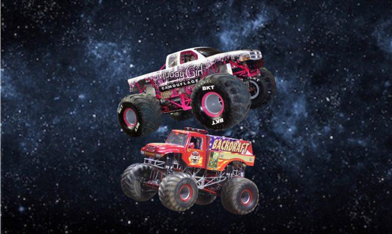 Bradley County TN- Monster Truck Wars